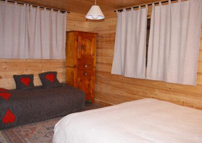 Chalet Ibex - Triple bedroom 1st level