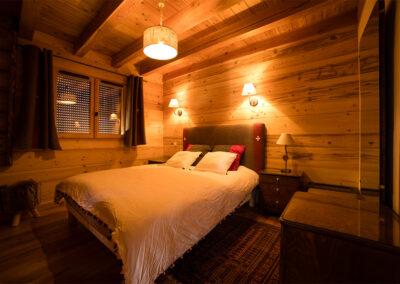 Chalet Ibex - Double bedroom 2nd level