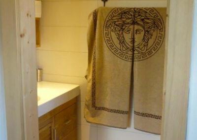 Chalet Ibex - Shower room (3x)