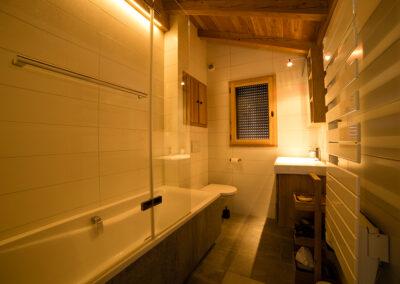 Chalet Ibex - Bathroom 3rd level
