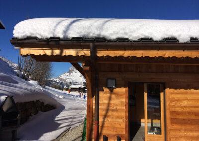 Chalet Ibex - Direct ski access