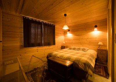 Chalet Ibex - Double bedroom 1st level