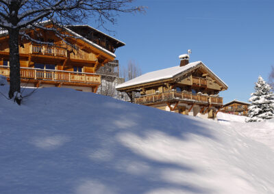 Chalet Ibex from route des Communailles